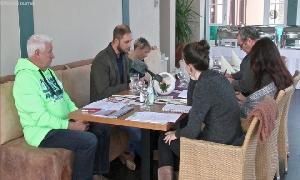 Dr. Jesko Vogel informiert über Vorhaben in der Stadt Limbach-Oberfrohna