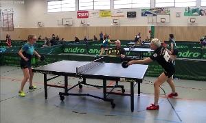 Tischtennis-Landeseinzelmeisterschaften