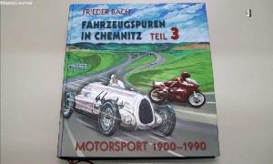 Fahrzeugspuren in Chemnitz - Motorsport in Chemnitz und der Umgebung
