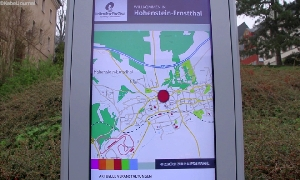 interaktive Infostele