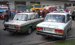 Oldtimertreffen am 1. Mai in Hartmannsdorf