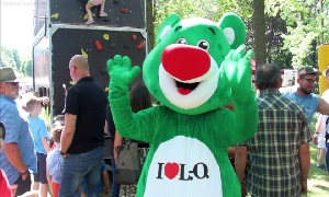 Kindertags-Kinderfest im Stadtpark Limbach-Oberfrohna