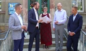 Fördermittel für Modernisierung der Evangelischen Grundschule Bräunsdorf