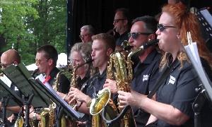 Musik im Park mit Swing n Sax