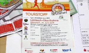 Sportabzeichentour 2019