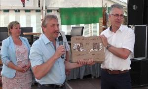 Gersdorf feiert 850jähriges Bestehen