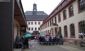 Serenade im Rathaushof