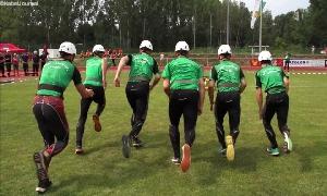 Sachsencup im Löschangriff - Feuerwehren im Wettbewerb