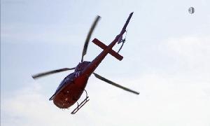 Hubschrauberrundflüge in Niederfrohna