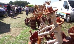 Bauernmarkt in Niederfrohna