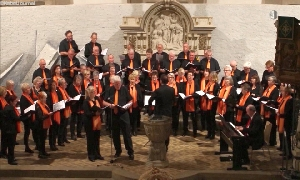 Chorkonzert in der St. Christophori-Kirche