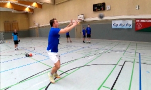 Handball-Camp mit Lutz Landgraf