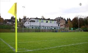 Neuer Sportplatz in Wolkenburg
