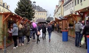 Weihnachtsmarkt in Hainichen