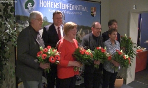 """Warm up 2020"" in Hohenstein-Ernsttha"
