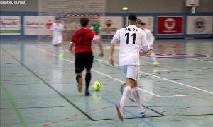 VfL05 Hohenstein-Ernstthal neuer Sächsischer Futsal-Landesmeiste