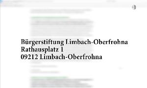 Bürgerstiftung Limbach-Oberfrohna will schnell und unbürokratisch helfen