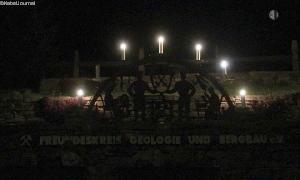 Schwibbogen-Licht als Zeichen der Solidarität und Hoffnung