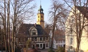 Erdmannstorfer Bläserquartett spielt vom Kirchturm Augustusburg