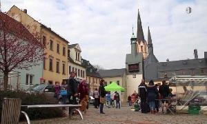 Heimatmarkt in Burgstädt