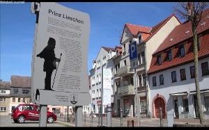 Markt-Brunnen in Lunzenau
