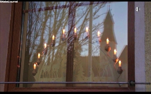 Schwibbögen leuchten leuchten auch in Mittelsachsen