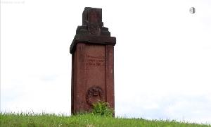 Denkmal in Langenstriegis