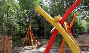 Oberfrohna erhält Spielplatz und Verkehrsgarten