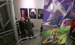 "Ausstellung ""Live in concert"""
