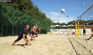 Sächsische Beachvolleyball-Tour