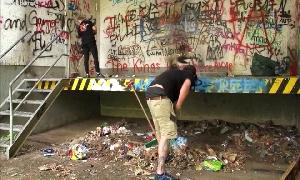 City Clean up - Jugend räumt auf