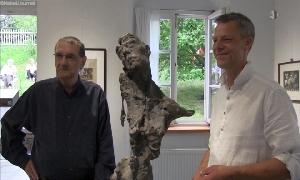 Baldwin Zettel und Erik Neukirchner