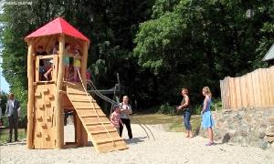 Abenteuerspielplatz  Wolkenburg