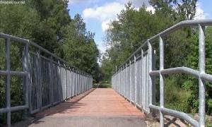 Schwarze Brücke in Falkenau