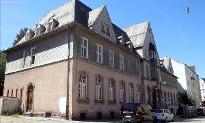 Kaiserliches Postamt in Limbach-Oberfrohna