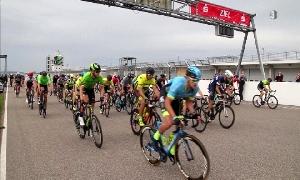 """Internationales Radrennen """"Rund um den Sachsenring"""""""