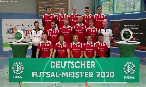 Deutscher Futsal-Meister 2020