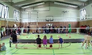 Sportkomplex iin Wolkenburg