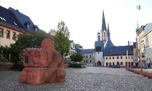 Stadtfest ohne Besucher