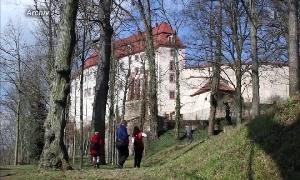 Schlosspark Wolkenburg