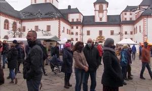 Kunsthandwerkermarkt auf Schloss Augustusburg