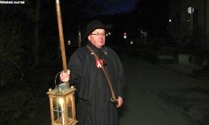 Nachtwächter Christian Bretschneider