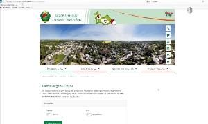 Online-Terminvergabe für Rathausbesuch