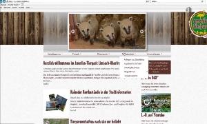 Neue Homepage des Amerika-Tierparks