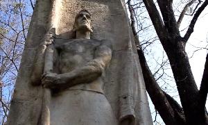 """Denkmal für die """"Opfer des Faschismus"""""""