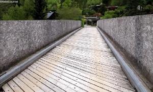 Brückenbau in Hennersdorf