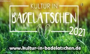 Kultur in Badelatschen 2021