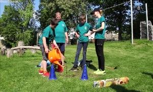 Jugendrotkreuz-Landeswettbewerb