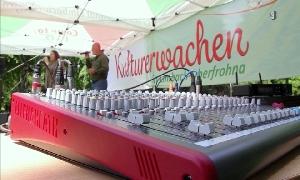 """Kulturerwachen"" im Stadtpark Limbach-Oberfrohna"