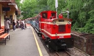 Saisonstart der Parkeisenbahn Chemnitz